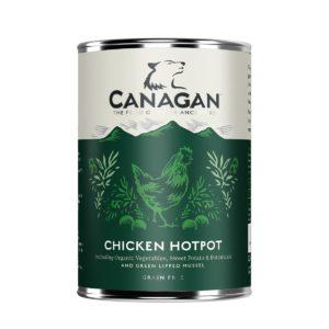 Canagan karma mokra dla psa - kurczak w potrawce 400g