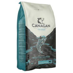 Canagan karma sucha dla psa - Szkocki łosoś - 2 kg