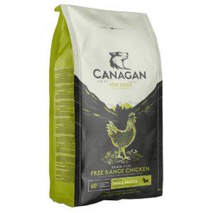 Canagan karma sucha dla psa - Kurczak z wolnego chowu dla psów małych ras - 0,5 kg