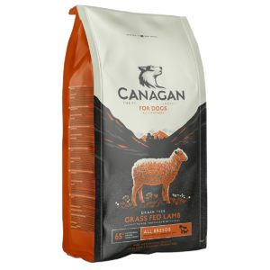 Canagan karma sucha dla psa - Naturalna jagnięcina - 12 kg