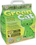 GreenCat - naturalny żwirek dla kota - 12 litrów