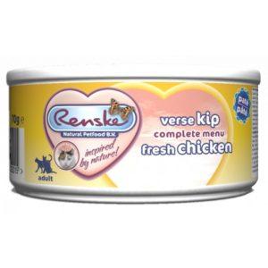 Renske Cat - mokra karma dla kota - kurczak, 70g