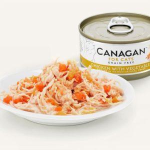 Canagan - Kurczak z warzywami - 75g