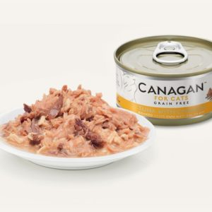 Canagan - Tuńczyk z kurczakiem- 75 g