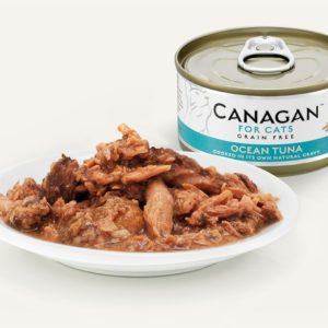 Canagan - Oceaniczny tuńczyk - 75 g