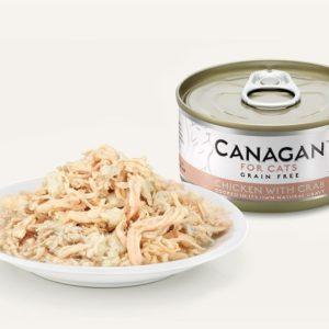 Canagan - Kurczak z krabem - 75g