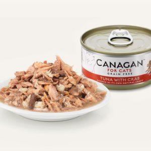 Canagan - Tuńczyk z łososiem - 75g