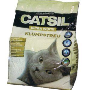 Żwirek bentonitowy Catsil 7kg